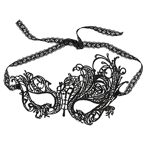 Cottelli Embroidered Mask