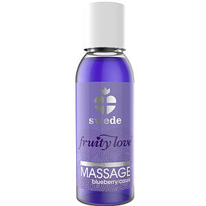 Swede Fruity Love Massage Blueberry/Cassis 50ml