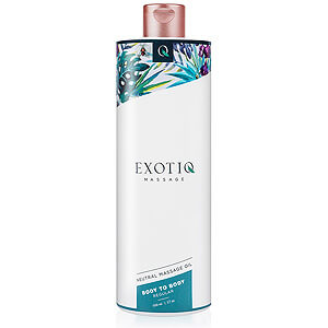 ExotiQ Body to Body Oil 500 ml