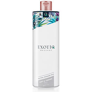 ExotiQ Soft and Tender Massage Milk 500 ml