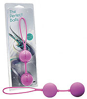 Seven Creations the Perfect Balls pink