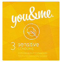 You & Me sensitive 3ks